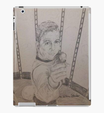 Brave Kirk iPad Case/Skin