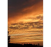 Mad Sky Photographic Print