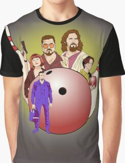 Dude,  let's go bowling. Graphic T-Shirt