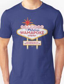 Wamapoke Casino Unisex T-Shirt