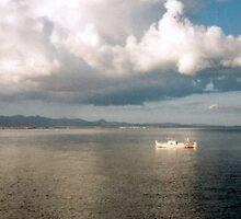 Salamis Bay by Fara