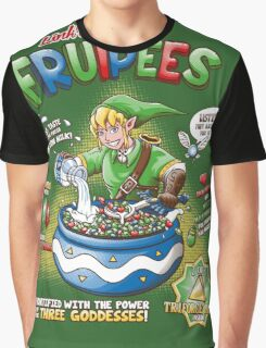 Link's Fruipees Graphic T-Shirt
