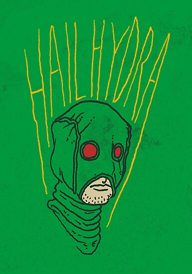 Hail HYDRA by gadgetwk