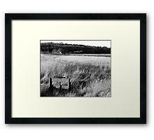 Suffolk 1 Framed Print