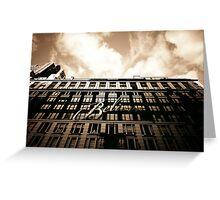 Believe - Macy's - Herald Square - New York City Greeting Card
