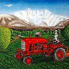 Devon The Farmer by lulunjay