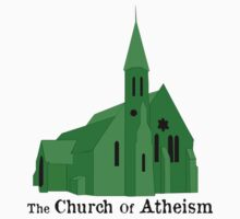 Church of Atheism by Harry Markwick