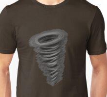 charcoal cyclone Unisex T-Shirt
