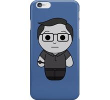 Richard Marcus (They Hide Among Us!) - Black Box Films: BOXIES iPhone Case/Skin