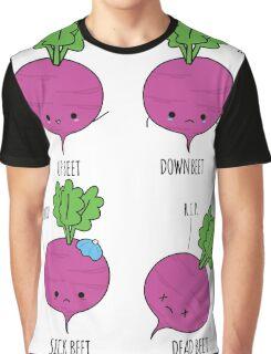 Beet Puns Graphic T-Shirt