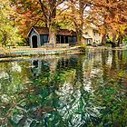 Barn by the river by Nazm  Photography