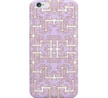 Baroque Pattern 2 iPhone Case/Skin