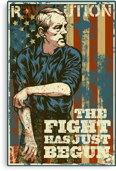 The Fight Has Just Begun by LibertyManiacs