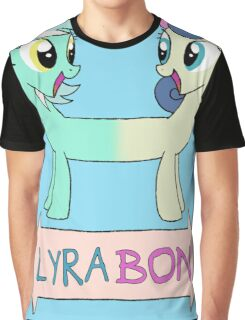 My Litte Pony - MLP - LyraBon Graphic T-Shirt