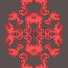 Baroque Pattern 3 by dirtylaundry .