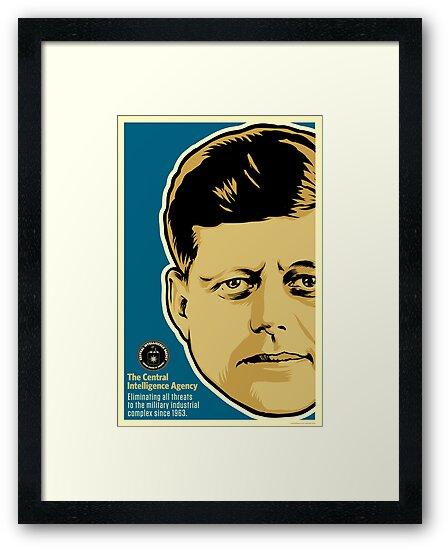 JFK CIA by LibertyManiacs