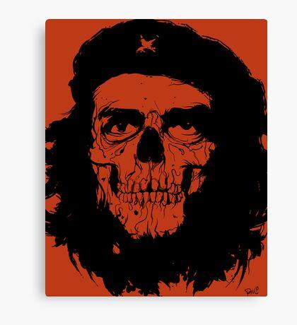 Revolución de la Muerte Canvas Print