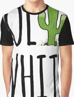 Oli White - Cactus! Graphic T-Shirt