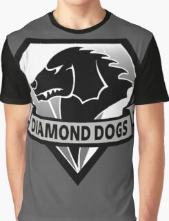 Diamond Dogs - 2015 Edition  (MGSV) Graphic T-Shirt