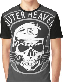 Outer Heaven - 2015 Edition (MGSV) Graphic T-Shirt
