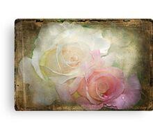 """""""Precious Pair...."""" Canvas Print"""
