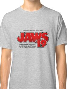 Jaws 19 Classic T-Shirt