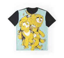 The Three Bears Graphic T-Shirt