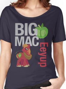 Bigmacintosh Women's Relaxed Fit T-Shirt