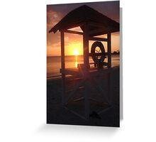 Jamaica-bloody bay Greeting Card