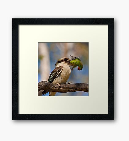KooKa-Killer Framed Print