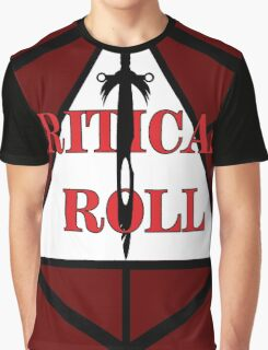Critical Roll Graphic T-Shirt