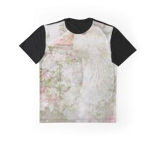 Goose in Spring Blossoms Graphic T-Shirt