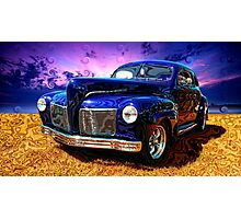 Willys Dream Photographic Print