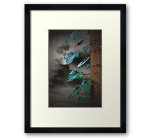 Moon Light Serenade Framed Print