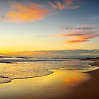 Beach Dawn by tracielouise