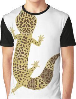 Leopard Gecko Graphic T-Shirt