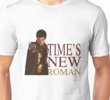 Time's New Roman Unisex T-Shirt