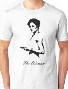 The Woman Unisex T-Shirt