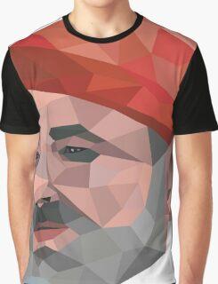 Steve Zissou - Bill Murray - Wes Anderson Graphic T-Shirt