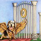 Manchester - Pet Memorial by Sheryl Unwin