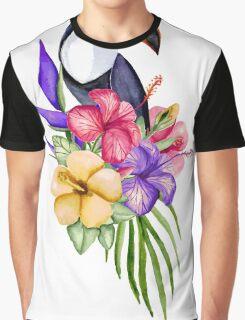 Toucan Graphic T-Shirt