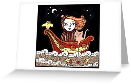Olgas Odd Friends by Anita Inverarity