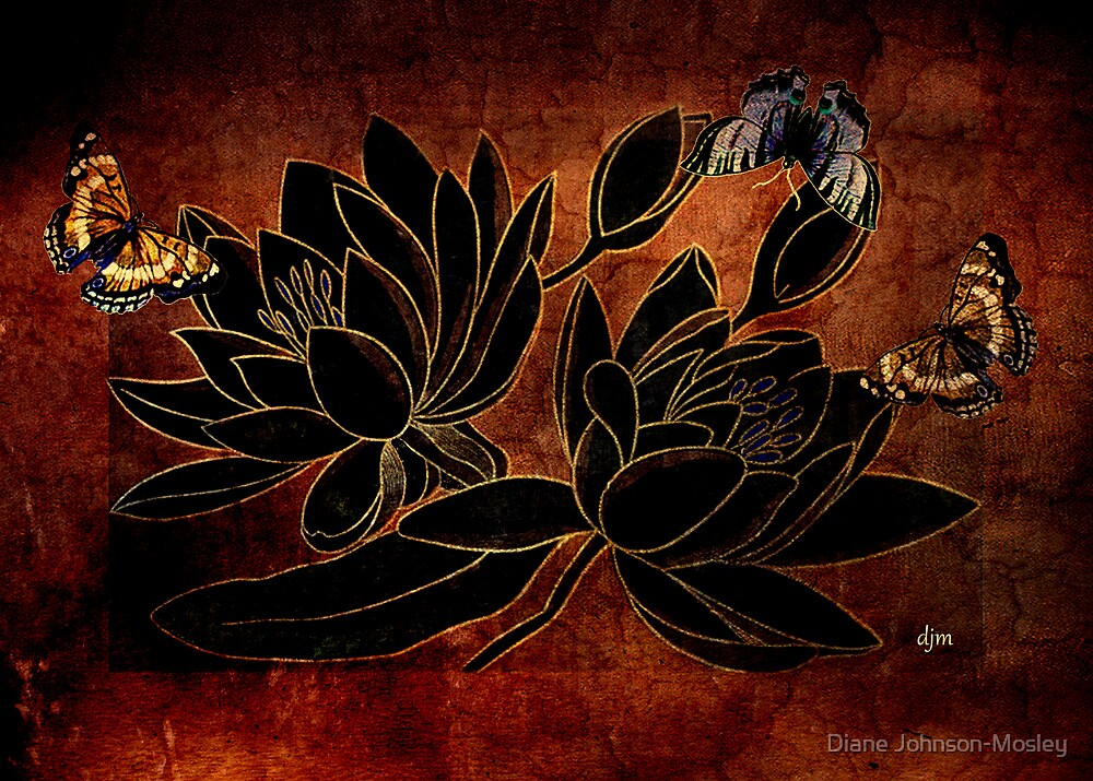Lotus by Diane Johnson-Mosley