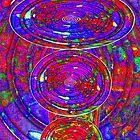 Falling Circles by Joyce Grubb