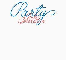 Girls Generation Party Unisex T-Shirt