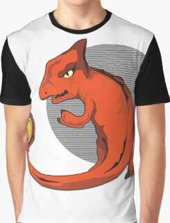 Charmeleon Graphic T-Shirt