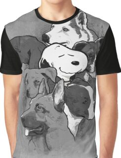 Doggies! Graphic T-Shirt