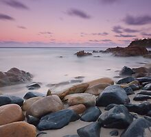 Coolum Beach by Larissa Dening