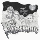 Mt. Pottermore- sticker by D4N13L