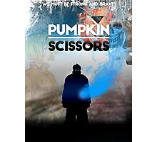 901st Light (Pumpkin Scissors Anime/Manga Design) Photographic Print